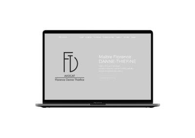 FDT Avocat : Site web