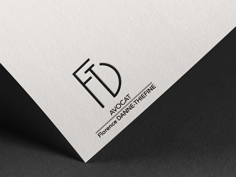 Création d'un logo et d'une charte graphique pour un cabinet d'avocat