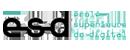Logo École Supérieure du Digital